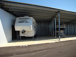 RV and Boat Parking Available at American Self Storage Communities